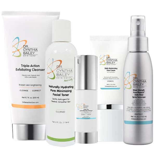 Oily Complexion Skin Care Kit