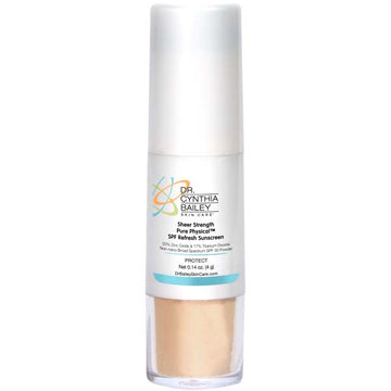 Sheer Strength Pure Physical SPF Refresh Sunscreen