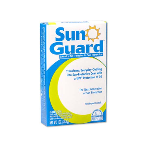 Sun Guard Clothing Treatment