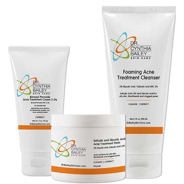Ultimate Acne Solutions Skin Care Kit™