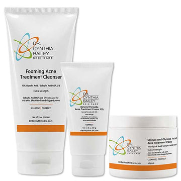Ultimate Acne Solutions Skin Care Kit, Extra Strength™