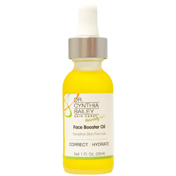 Face Booster Oil, Sensitive Skin Formula