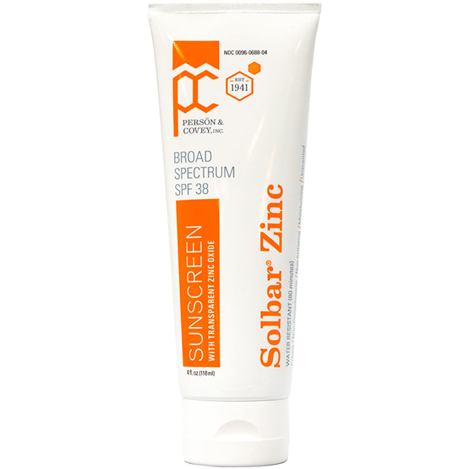 Solbar Zinc Sunscreen