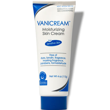 Vanicream Moisturizing Skin Cream, 4 oz.