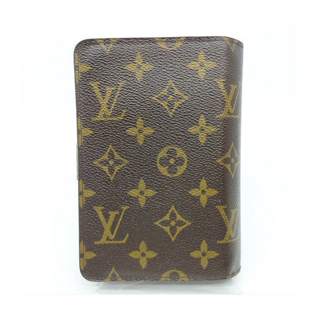 Authentic Louis Vuitton Porte Cles Coeur Rayures Key Ring Bag Charm Pre Owned
