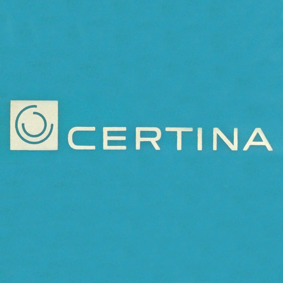 Certina 23-35-445, Setting lever spring