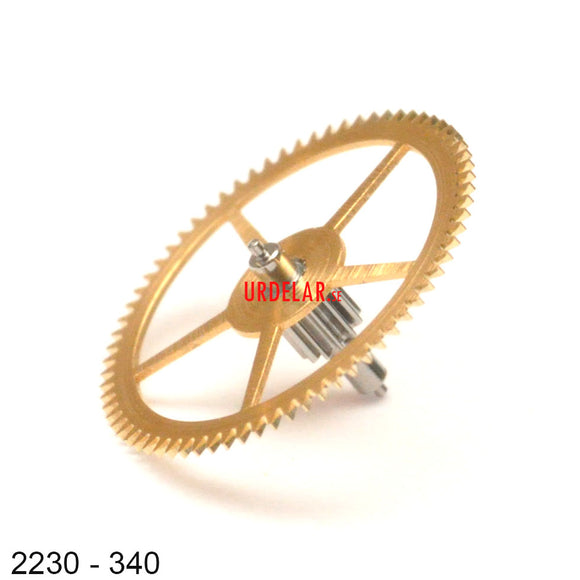 Rolex 2230-340, Third wheel, generic