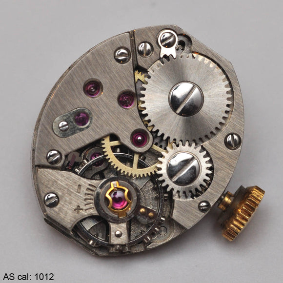 AS 1012, complete movement