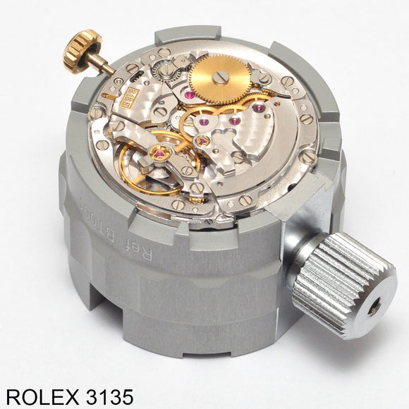 Rolex, movement holder for cal: 3135, generic