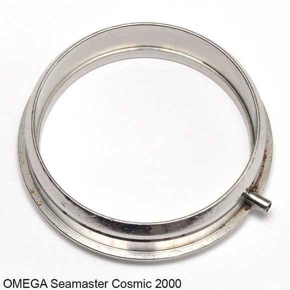 Case, mid part, Omega Seamaster Cosmic 2000, ref: 166.128, 166.130, 166.132