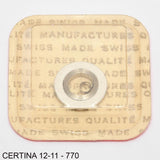 Certina 12-11, Mainspring, no: 770