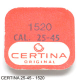 Certina 25-45-1520, Reversing wheel