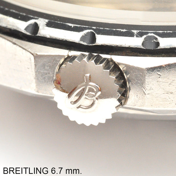 Crown, Breitling Chronomatic, ref: 1806