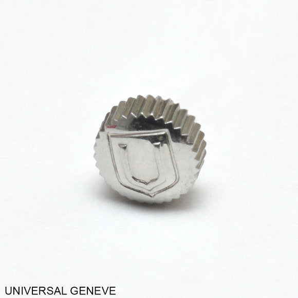 Crown, Universal Geneve, steel, D=4.5 mm.