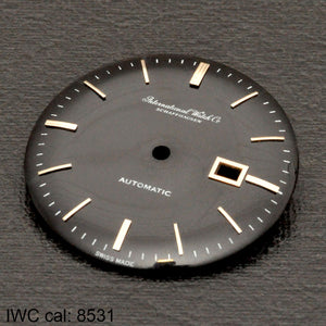 Dial, IWC Automatic, cal: 8531