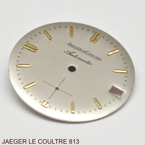 Dial, Jaeger Le Coultre Automatic, cal: 813