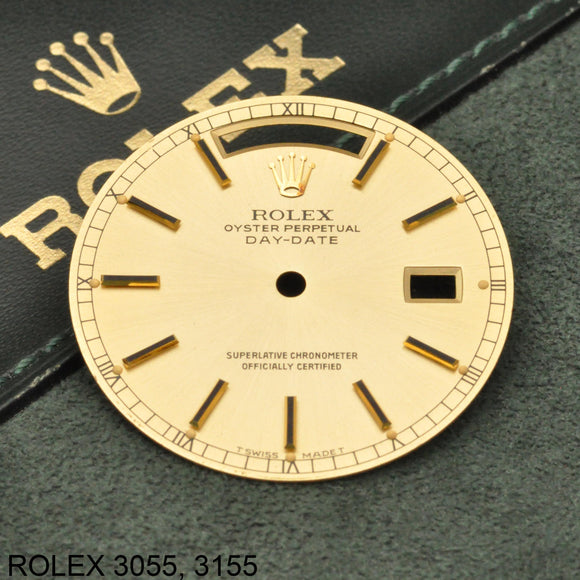 Dial, ROLEX DAY-DATE, ref: 18038, 18238
