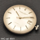 Dial w. Hands, IWC Automatic, ref: 809A, cal: 8541
