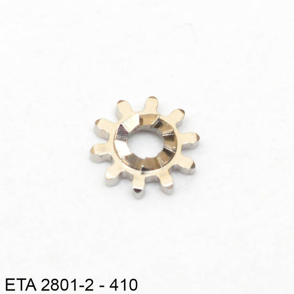 ETA 2824-2, Winding pinion, no: 410
