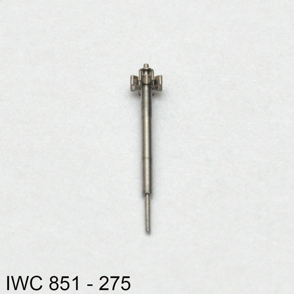 IWC 851-275, Sweep second pinion