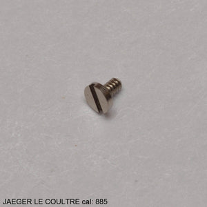 Jaeger le Coultre 880-5125, Screw for pallet cock