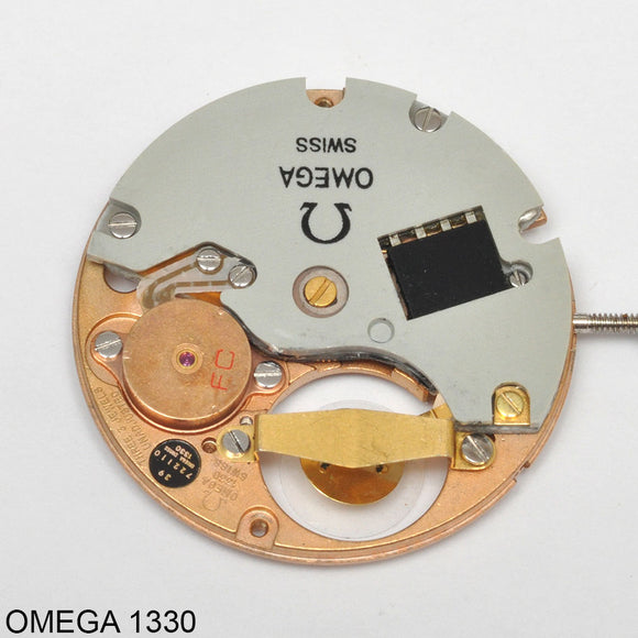 Omega 1330, complete movement