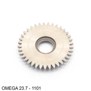 Omega 23.7-1101, Crown wheel