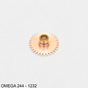 Omega 244-1232, Hour wheel, Ht: 1.52