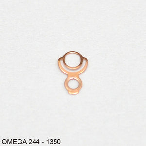 Omega 600, 601, 610, 611, End-piece holder, lower, no: 1350