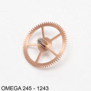 Omega 245-1243, Fourth wheel