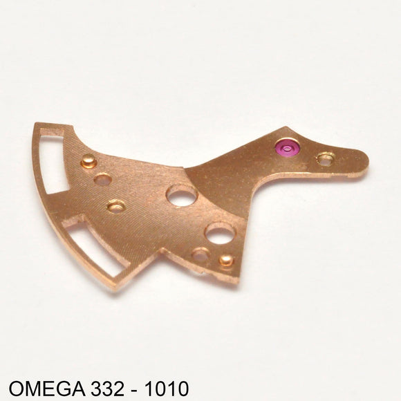 Omega 332-1010, Lower bridge for oscillating weight