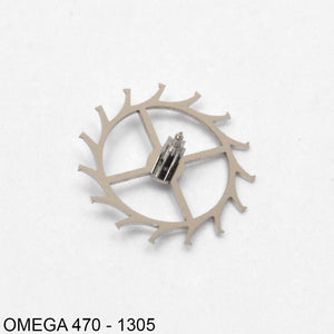 Omega 500, 501, 502, Escape wheel, no: 1305