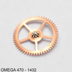 Omega 500, 501, 502, Reduction gear, no: 1432