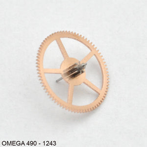 Omega 490-1243, Fourth wheel, New