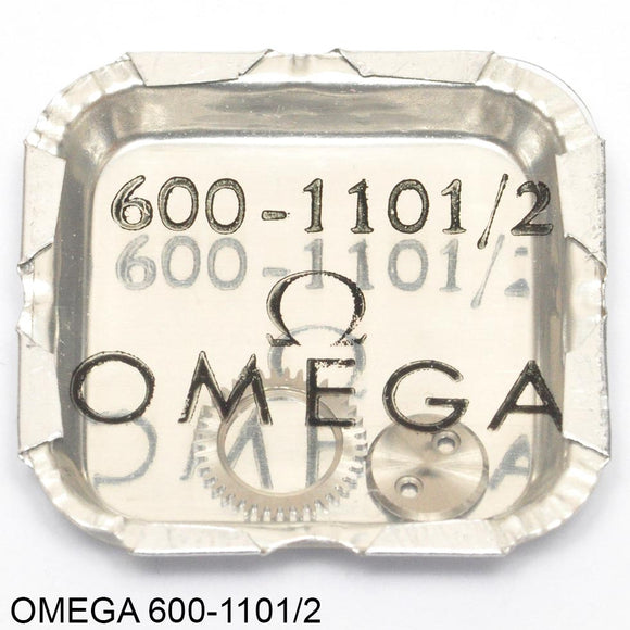 Omega 600, 601, 610, 611, 613, Crown wheel with core, no: 1101/2