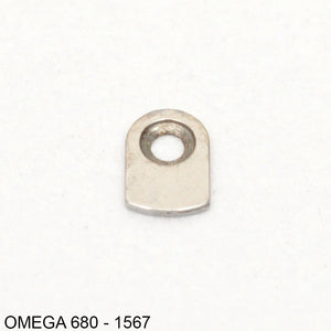 Omega 680-1567, Pressure bridle of date disc