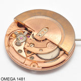 Omega 1481, Complete movement