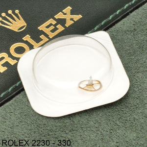 Rolex 2230-330, Great wheel