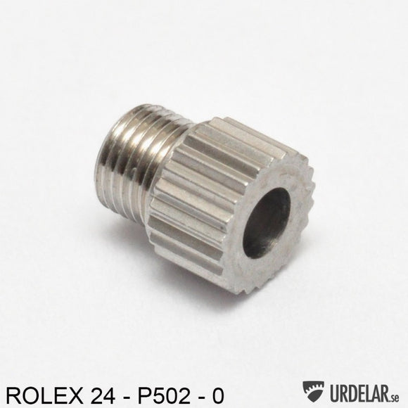 ROLEX 24-P502-0, Case part for pusher