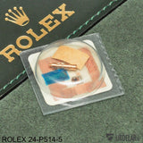 ROLEX 24-P514-5, Screw 18K gold for pusher