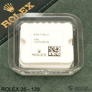 ROLEX 25-129, Crystal, tropic