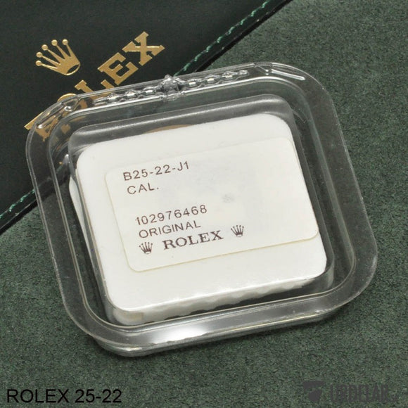 ROLEX 25-22, Crystal, Tropic