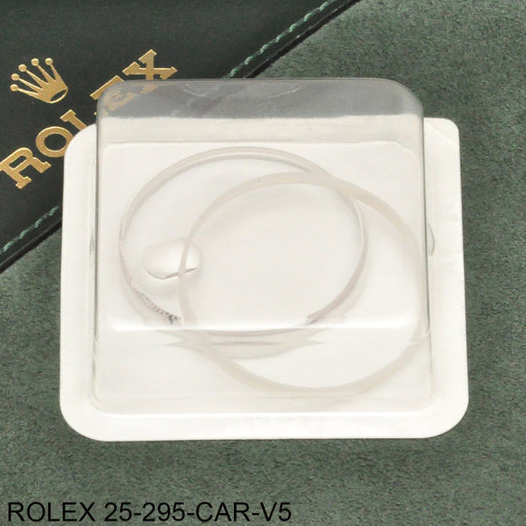 Rolex 25-295-CAR-V5, Saphire crystal