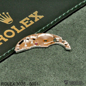 ROLEX 3035-5001, Barrel bridge