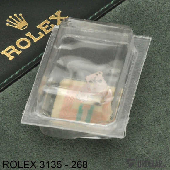 ROLEX 3135-268, Cover mechanism