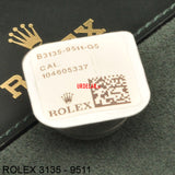 ROLEX 3135-9511, Jewel for driving wheel for ratchet wheel, automatic device