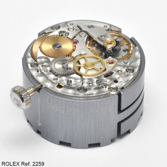 Rolex movement holder for cal: 1570, 3035, 3135