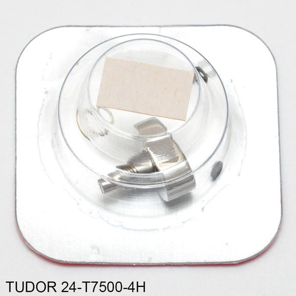 Pusher, Tudor: 24-T7500-4H, Steel