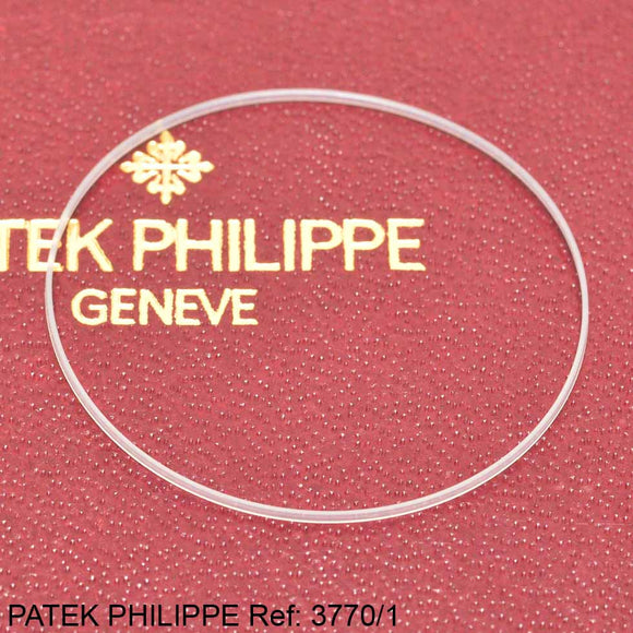 Patek Philippe Ellipse, washer for crystal, Ref: 3770/1