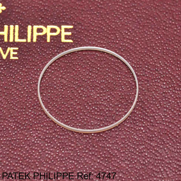 Patek Philippe, washer for crystal, Ref: 4747